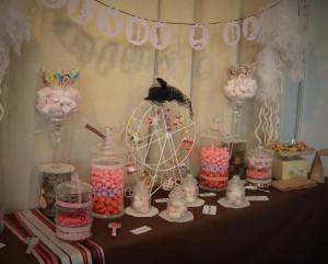 Exemple de candy bar